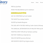Garamba - Cinestory 2021 Quarterfinalist